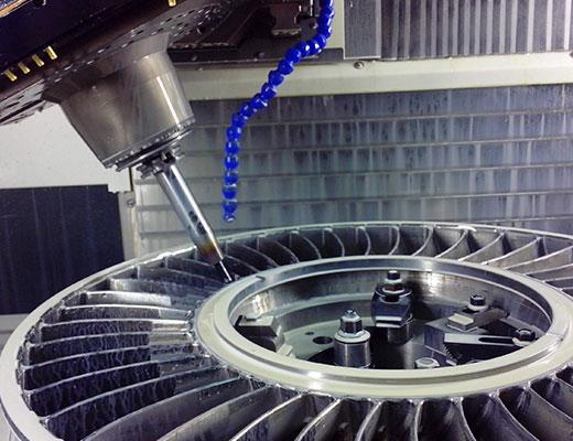 CNC Machining Titanium Parts