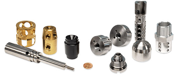 CNC Milling-Turning Services