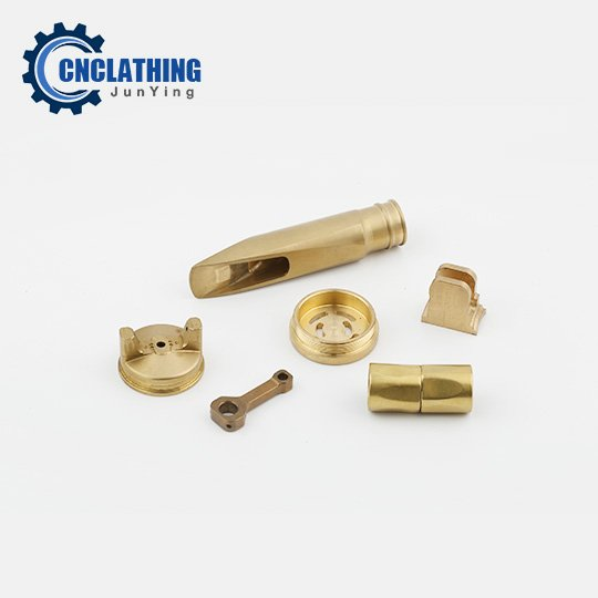 OEM CNC Milling/Turning 360 Brass Parts & Components