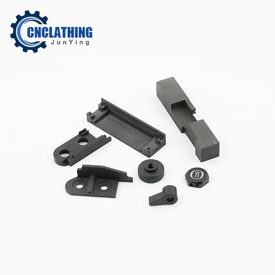 Black oxide CNC 7075-T6 Aluminum Machined Parts