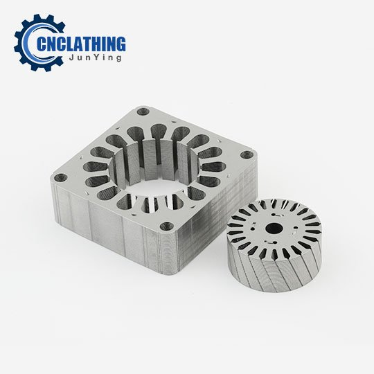 CNC Milling Stainless Steel Parts for Electric Motor