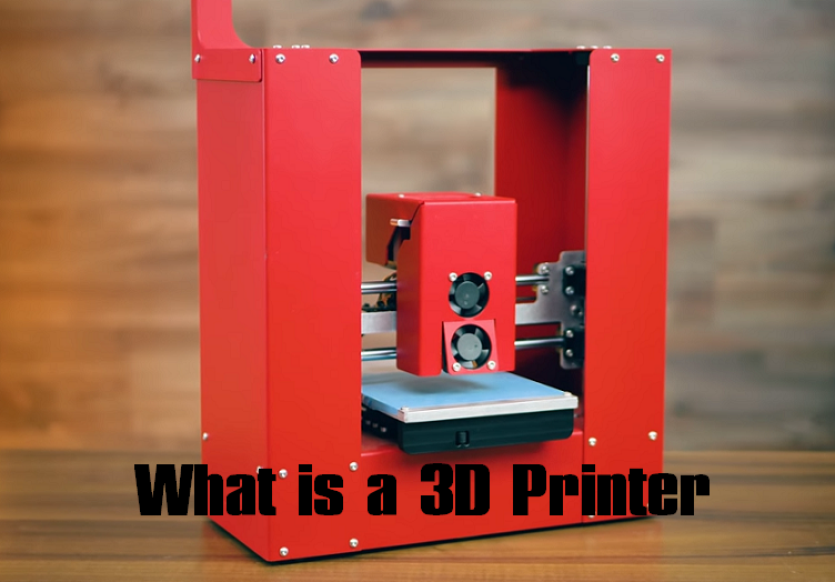 What is a 3D Printer & Main Parts of a 3D Printer – How Does a 3D Printer Work | CNCLATHING