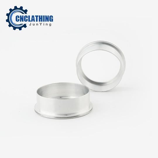 CNC Machined Aluminum Bushing Sleeve High Precision Mechanical Parts