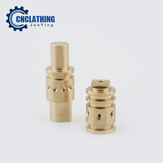 China Factory CNC Machining Copper Brass Part Fitting Accessories