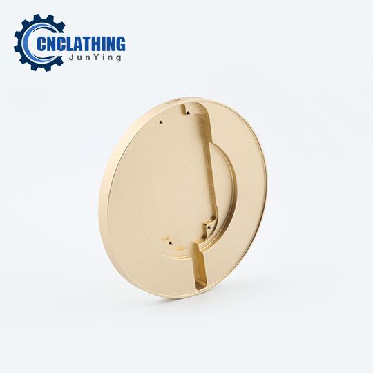 OEM Custom Rapid Prototyping Turning Milling Brass Parts Manufacturer