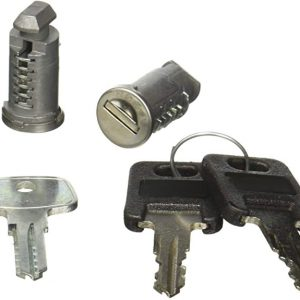 2 Pack Lock Cylinders for Car Racks