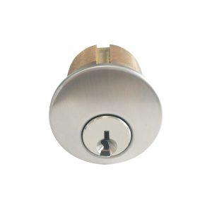 American Mortised Door Cam Type Schlage Keys 1-1/8 In Lock Cylinder