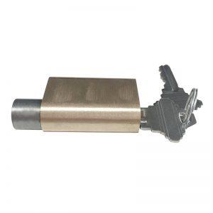 Wholesale Durable Brass Oval Door Lock Cylinder