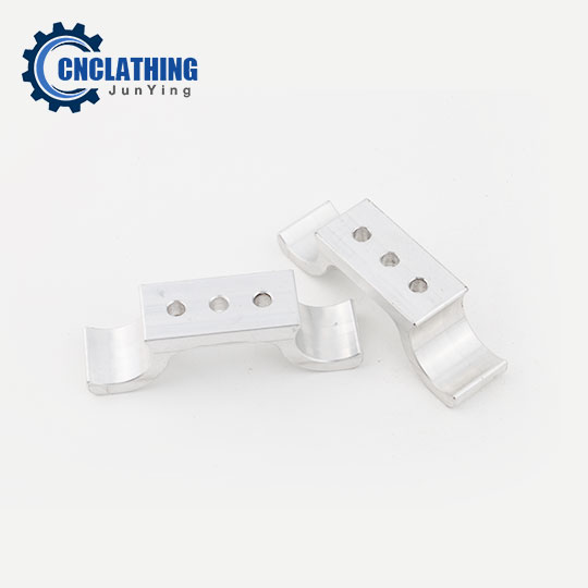 6061 Grade Aluminum CNC Milling Machining Spare Parts China