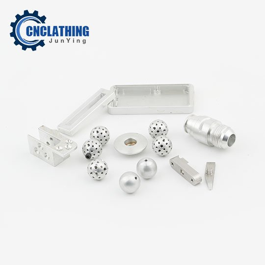 CNC Machining Polished Aluminum Parts for Electrical Appliance & Equipment