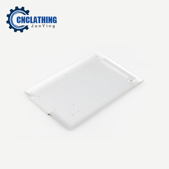 Sandblasting Aluminum 6061-T6 CNC Parts Electronic Housing