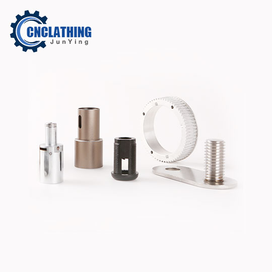 China Custom Made CNC Milling Aluminum Lock Components & Accessories