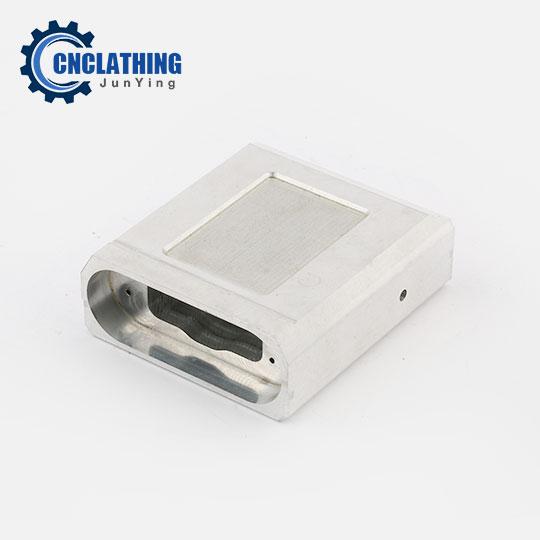 Passivated CNC Milling 7075 Aluminum Parts of a Padlock