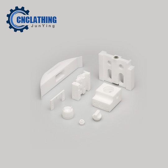 CNC Machining Polytetrafluoroethylene/PTFE Products