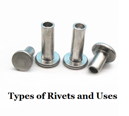 Types of Rivets and Their Uses – Rivets Definition, Types and Applications | CNCLATHING